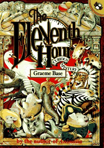 Eleventh Hour A Curious Mystery N/A edition cover
