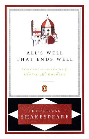 All's Well That Ends Well   2001 (Revised) edition cover