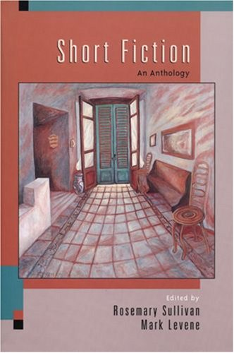 SHORT FICTION:ANTHOLOGY >CANAD 1st edition cover
