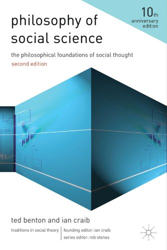 Philosophy of Social Science The Philosophical Foundations of Social Thought 2nd 2010 (Revised) edition cover