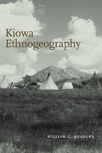 Kiowa Ethnogeography   2008 edition cover