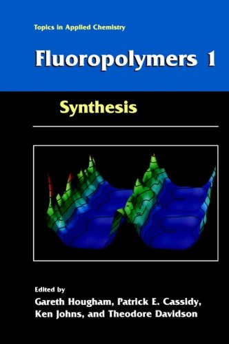 Fluoropolymers Synthesis  2002 9780306460609 Front Cover