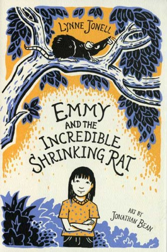 Emmy and the Incredible Shrinking Rat  N/A edition cover