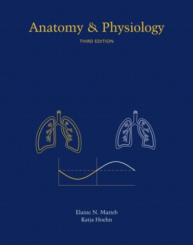 Anatomy and Physiology with IP-10 CD-ROM  3rd 2009 edition cover