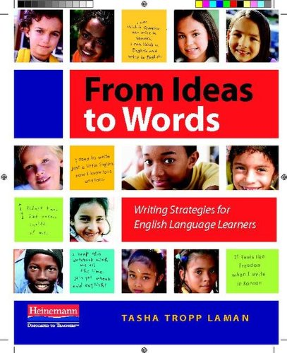 From Ideas to Words Writing Strategies for English Language Learners  2013 edition cover