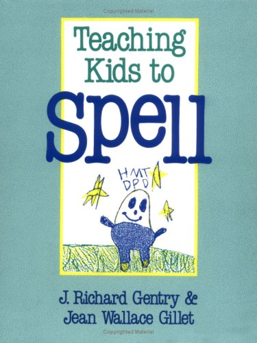 Teaching Kids to Spell   1993 edition cover