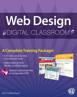 Web Design with HTML and CSS Digital Classroom   2010 edition cover