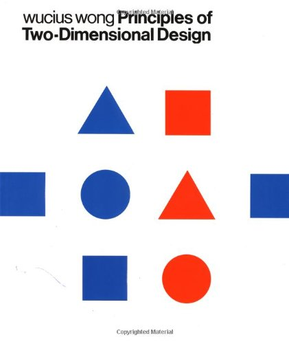 Principles of Two-Dimensional Design   1972 edition cover