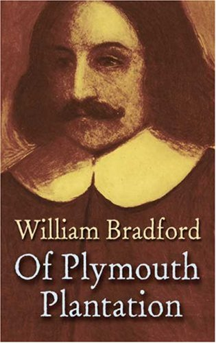 Of Plymouth Plantation   2006 9780486452609 Front Cover