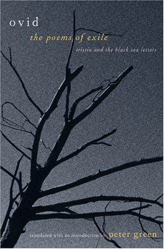 Poems of Exile Tristia and the Black Sea Letters  2005 edition cover