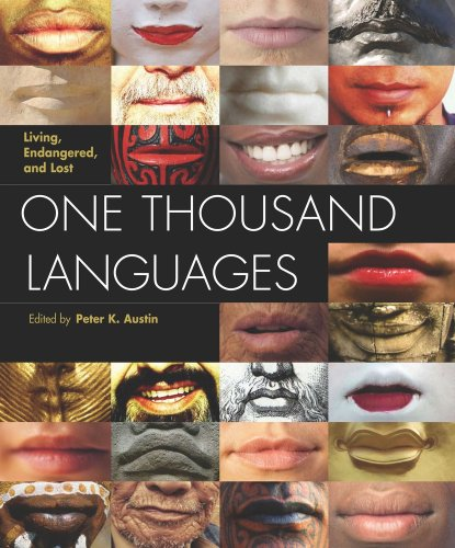 One Thousand Languages Living, Endangered, and Lost  2008 edition cover