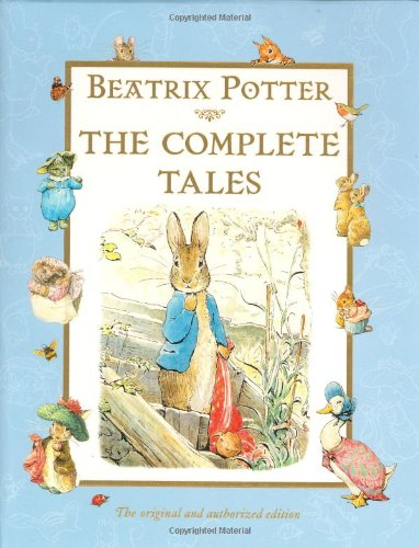 Beatrix Potter The Complete Tales  2002 edition cover