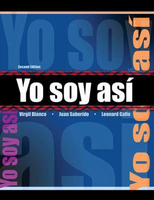 YO SOY ASI-W/CD                         N/A edition cover