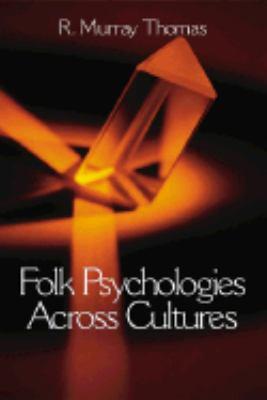 Folk Psychologies Across Cultures   2001 edition cover