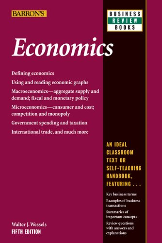 Economics  5th (Revised) edition cover