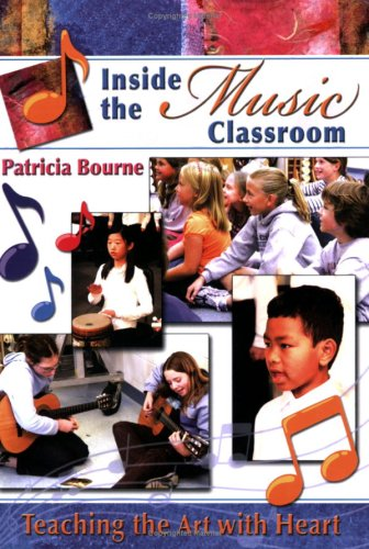 INSIDE THE MUSIC CLASSROOM N/A edition cover