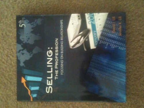 Selling : The Profession 5th 2008 edition cover