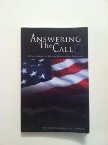 ANSWERING THE CALL N/A 9780981890609 Front Cover