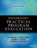 Handbook of Practical Program Evaluation  4th 2015 edition cover