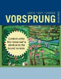 Vorsprung A Communicative Introduction to German Language and Culture 3rd 2014 edition cover