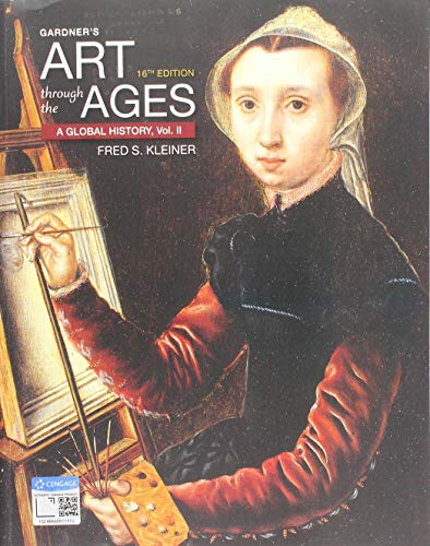 Gardner's Art Through the Ages: A Global History  2019 9781337696609 Front Cover