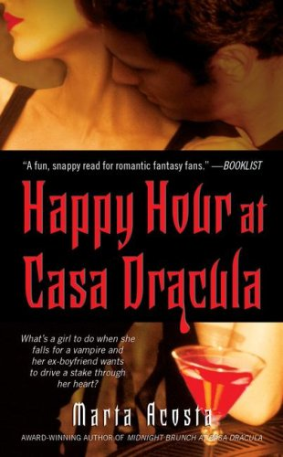 Happy Hour at Casa Dracula  N/A edition cover