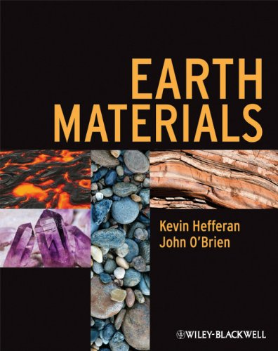 Earth Materials   2010 edition cover