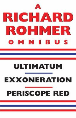 Richard Rohmer Omnibus   2003 9781550024609 Front Cover