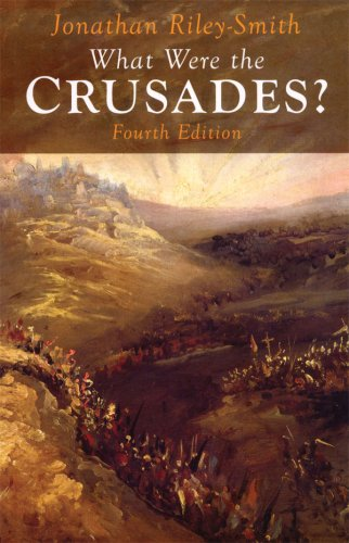 What Were the Crusades?:  2009 edition cover