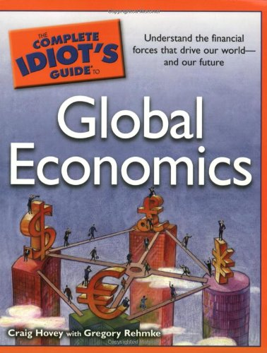 Global Economics - The Complete Idiot's Guide  N/A edition cover