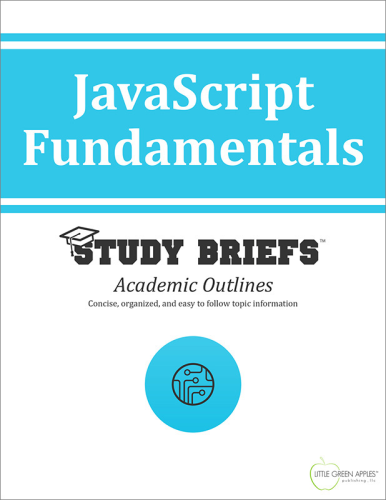 JavaScript Fundamentals   2015 9781634261609 Front Cover