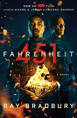 Cover art for Fahrenheit 451: A Novel
