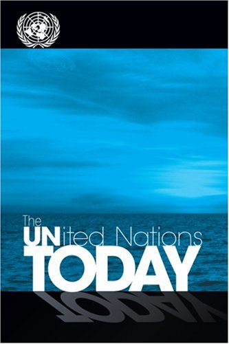 United Nations Today   2008 edition cover