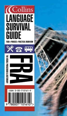 France (Collins Language Survival Guide) N/A edition cover