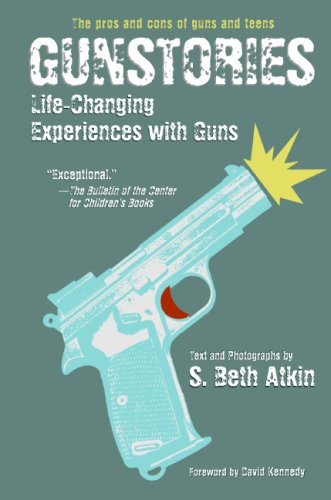 Gunstories Life-Changing Experiences with Guns N/A 9780060526610 Front Cover