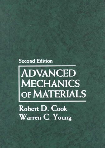 Advanced Mechanics of Materials  2nd 1999 (Revised) edition cover