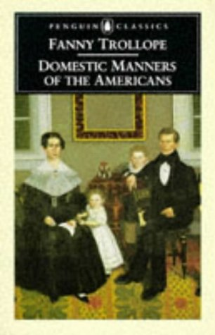 Domestic Manners of the Americans   1997 edition cover