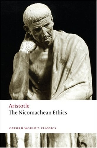 Nicomachean Ethics  2nd 2009 9780199213610 Front Cover