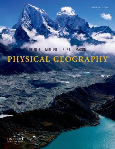 Physical Geography: The Global Environment  2013 9780199859610 Front Cover