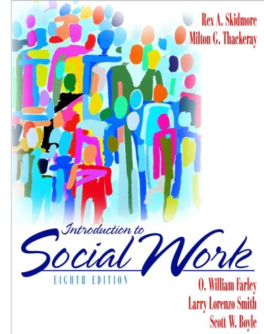 Introduction to Social Work  8th 2000 9780205297610 Front Cover
