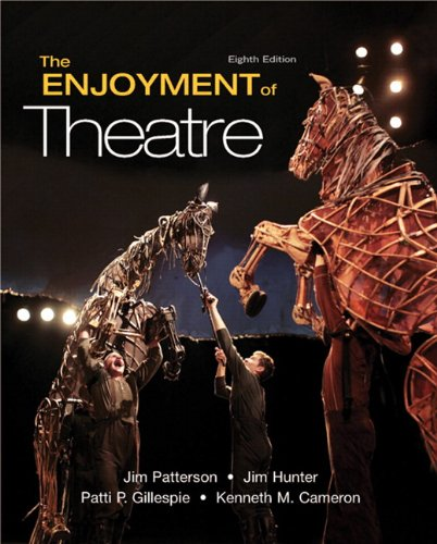 Enjoyment of Theatre  8th 2011 edition cover