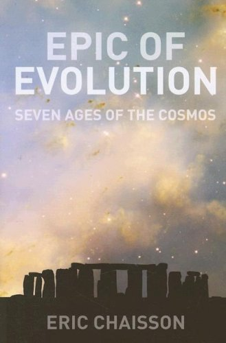 Epic of Evolution Seven Ages of the Cosmos  2007 9780231135610 Front Cover
