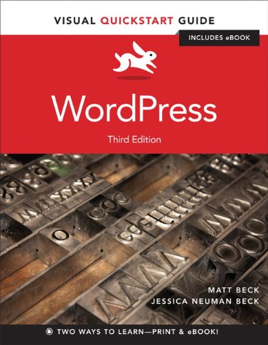 WordPress  3rd 2014 edition cover