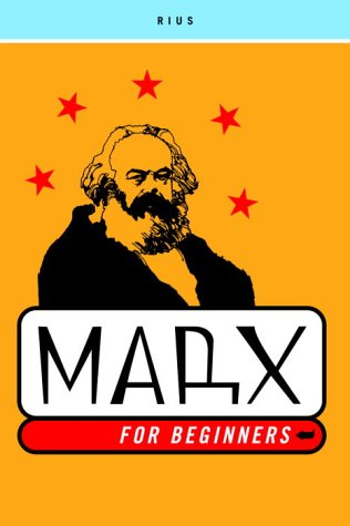 Marx for Beginners  N/A edition cover