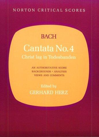 Cantata  N/A edition cover