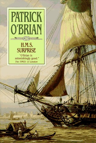 H. M. S. Surprise  N/A edition cover