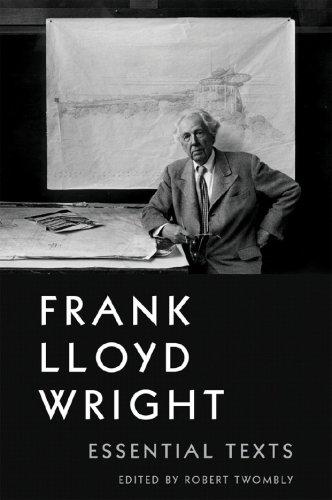 Frank Lloyd Wright Essential Texts  2008 edition cover