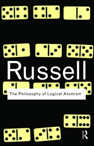 Philosophy of Logical Atomism   2009 edition cover