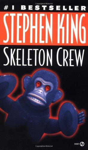 Skeleton Crew  Reprint edition cover