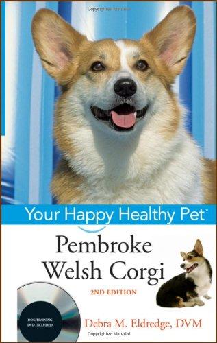 Pembroke Welsh Corgi  2nd 2009 9780470390610 Front Cover